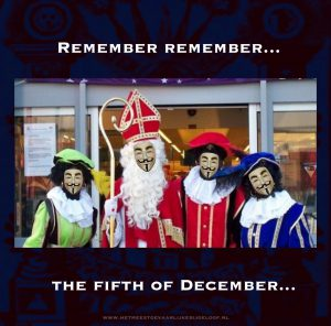 Remember remember, the fifth of December
